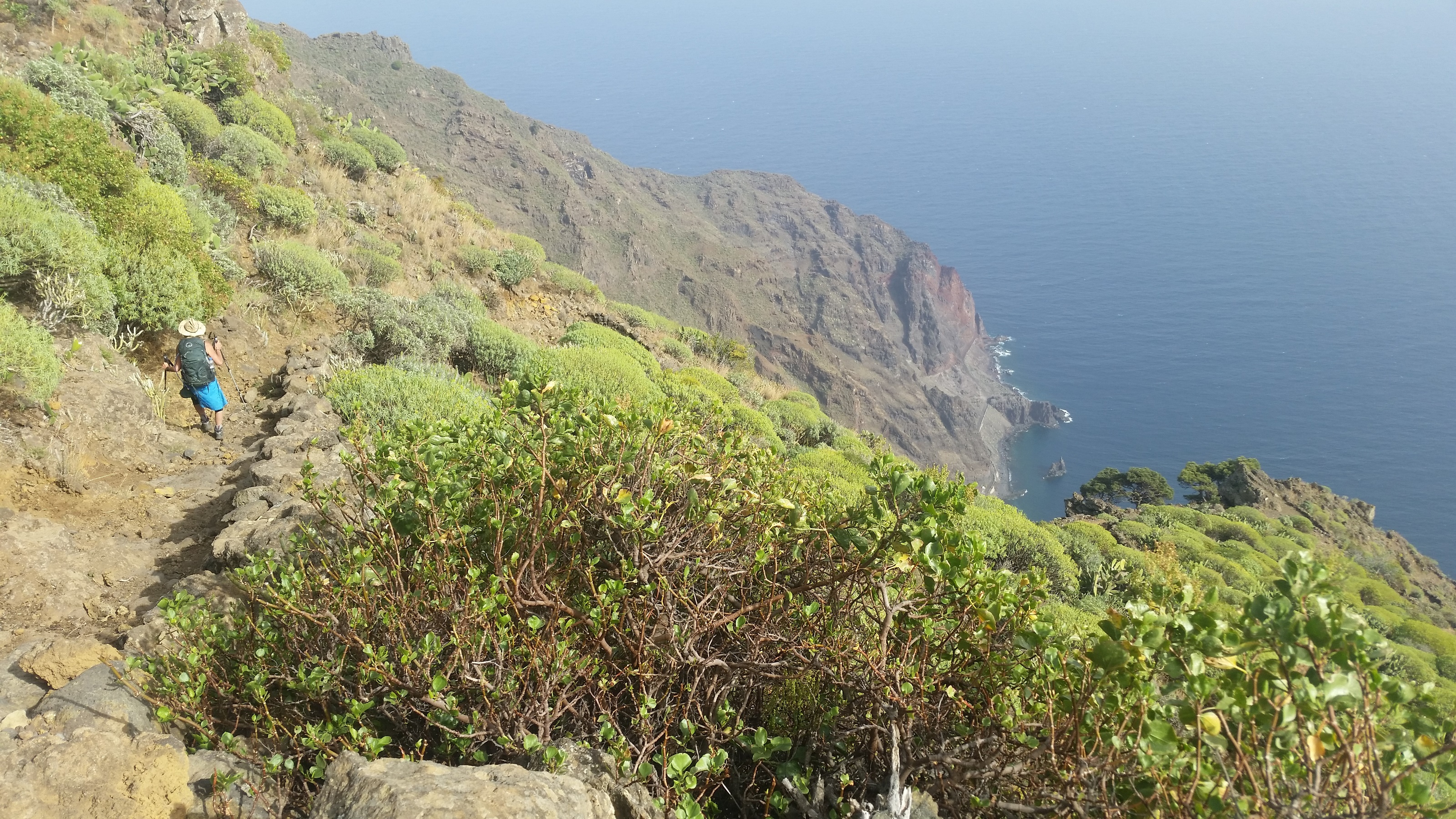 """El Hierro: Die so genannten Herrenos nennen ihre Insel auch heute noch """"die Vergessene"""""""