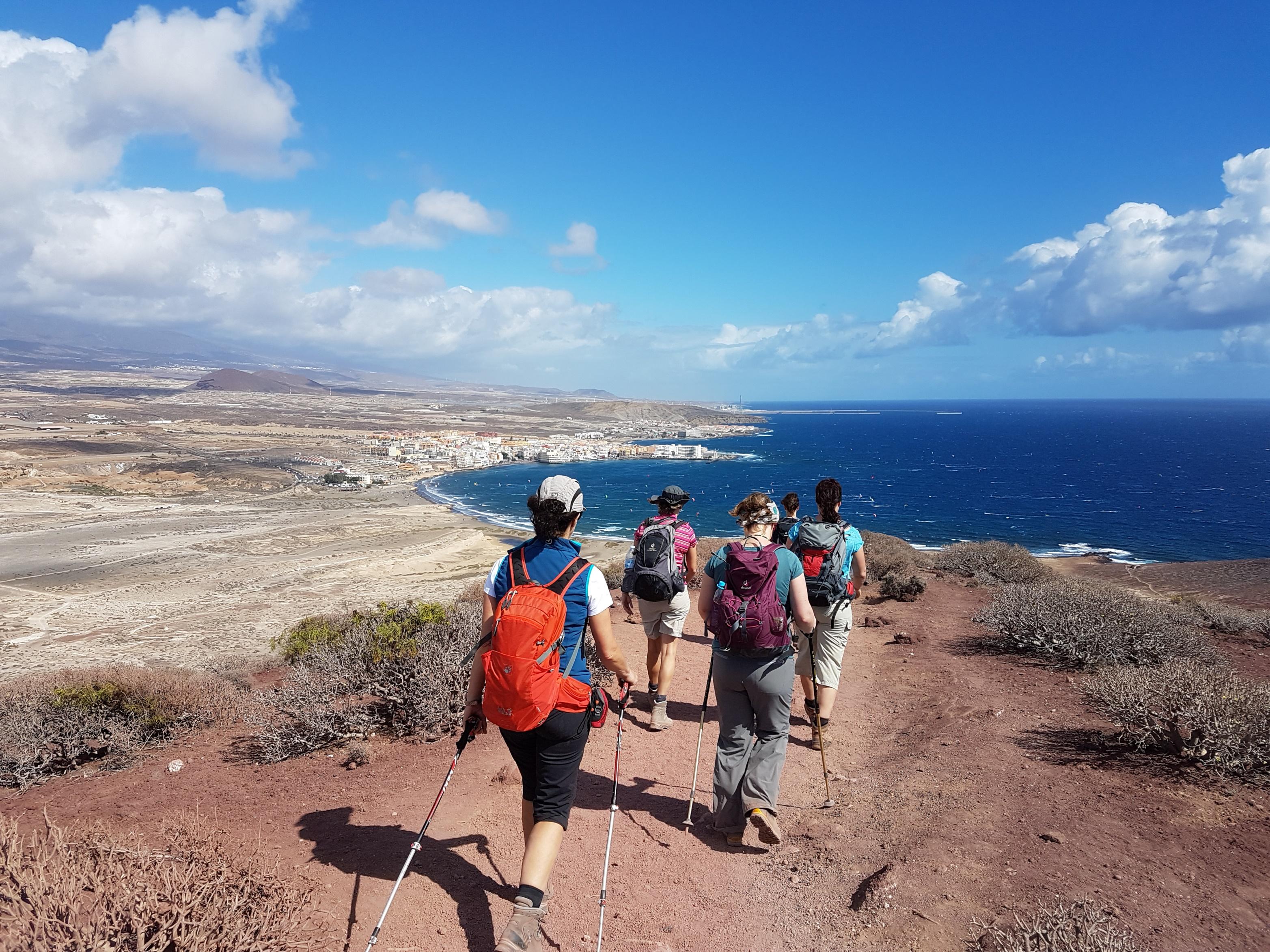 El Hierro: Sieben Tageswanderungen führen die Mitoura-Gruppe in alle Teile der Insel.